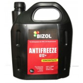 Bizol Antifreeze -70 G12+ 5 литров