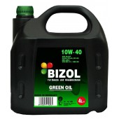 Bizol Green Oil 10W40, 4 литра