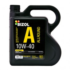 BIZOL Allround 10W40, 4 литра