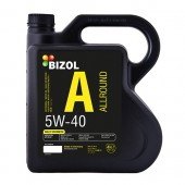 BIZOL Allround 5W40 4 литра