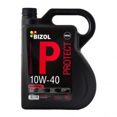 Моторное масло BIZOL Protect 10W40 5 литров