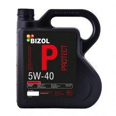Моторное масло BIZOL Protect 5W40 4 литра