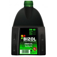 Bizol Green Oil Synthesis 5W40, 1 литр