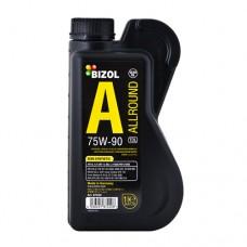 Трансмиссионное масло BIZOL Allround Gear Oil TDL 75W90, 1 литр