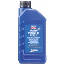 Liqui Moly Marine Motoroil 4T 10W40 1 литр