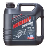 Liqui moly RACING 4T 10W40 HD, 4 литра