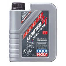 Liqui Moly  Racing Scooter 2T Semisynth 1 литр