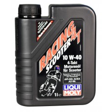 Моторное масло Liqui Moly Racing Scooter 4T SAE 10W40