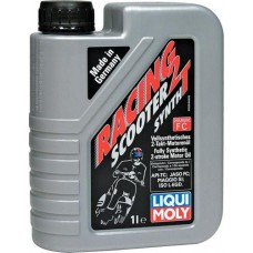 Liqui Moly Racing Scooter 2T Synth 1 литр