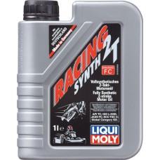 Синтетическое моторное масло Liqui Moly Racing Synth 2T, 1 литр