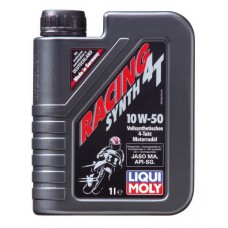 Liqui Moly Racing Synth 4T 10W50 HD 1 литр