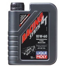Liqui Moly Racing Synth 4T 10W60 HD 1 литр