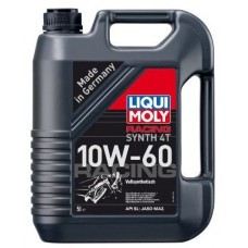 Liqui Moly Racing Synth 4T 10W60 HD 5 литров