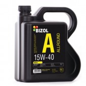 BIZOL Allround 15W40 4 литра