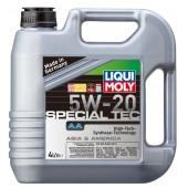 LM LEICHTLAUF SPECIAL АА 5W20, 4 литра