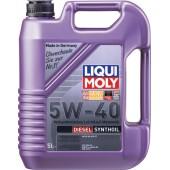 LM Diesel Synthoil 5W40, 5 литров