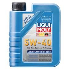 Liqui Moly Leichtlauf High Tech 5W40, 1 литр