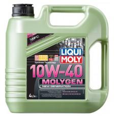 LM Molygen New Generation SAE 10W40, 4 литра