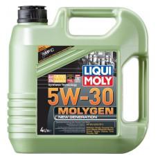 Liqui Moly Molygen New Generation SAE 5W30, 4 литра