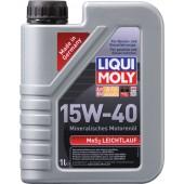 LM MoS2 Leichtlauf 15W40, 1 литр