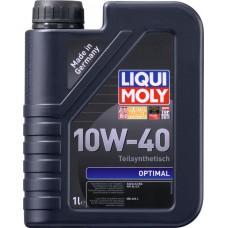 Моторное масло Liqui Moly Optimal 10W-40, 1 литр