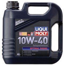 Liqui Moly Optimal Diesel 10W40, 4 литра