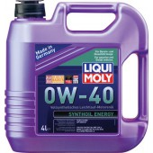 LM Synthoil Energy 0W40, 4 литра