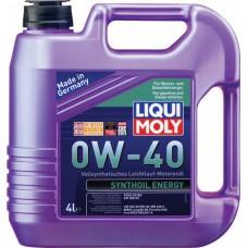 LIQUI MOLY. Synthoil Energy 0W40, 4 литра