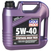 LM Synthoil High Tech 5W40, 4 литра