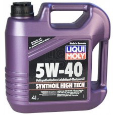LIQUI MOLY Synthoil High Tech 5W40, 1 литр