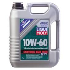 LIQUI MOLY. Synthoil Race Tech GT1 10W60, 5 литров