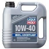 LIQUI MOLY MoS2 Leichtlauf 10W-40, 4 литра