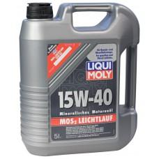 LIQUI MOLY MoS2 Leichtlauf 15W40, 4 литра