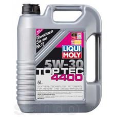 LIQUI MOLY Top Tec 4400 5W30, 5 литров