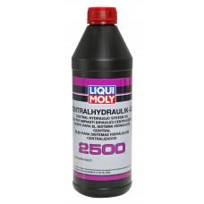 Синтетическая гидравлическая жидкость LIQUI MOLY Zentralhydraulik-Oil 2500