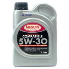 Meguin megol motorenoel COMPATIBLE 5W30, 1 литр