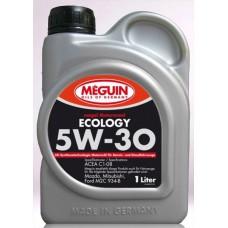 Моторное масло Meguin megol motorenoel Ecology SAE 5W30, 1 литр