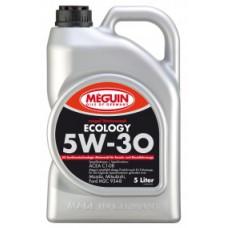 Моторное масло Meguin megol motorenoel Ecology SAE 5W30, 5 литров