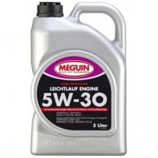 Моторное масло Meguin LEICHTLAUF ENGINE SAE 5W30, 5 литров