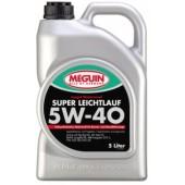 Meguin SUPER LEICHTLAUF SAE 5W40, 4 литра
