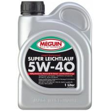 Meguin megol motorenoel SUPER LEICHTLAUF SAE 5W-40, 1 литр