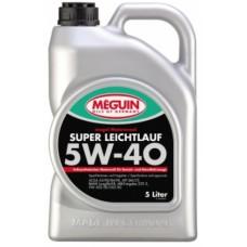 Meguin megol motorenoel SUPER LEICHTLAUF SAE 5W-40, 4 литра