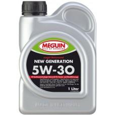 Meguin megol motorenoel NEW GENERATION SAE 5W30, 1 литр