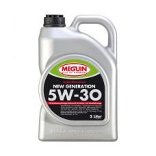 Meguin megol motorenoel NEW GENERATION SAE 5W30, 5 литров