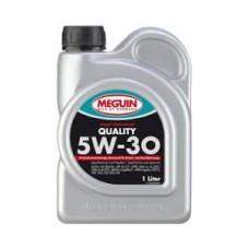 Моторное масло Meguin megol motorenoel QUALITY SAE 5W30, 1 литр