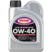 Meguin SUPER LEICHTLAUF DRIVER 0W40, 1 литр