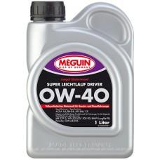megol motorenoel SUPER LEICHTLAUF DRIVER SAE 0W-40, 1 литр
