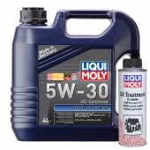Liqui Moly Optimal Synth 5W30 + Oil Treatment