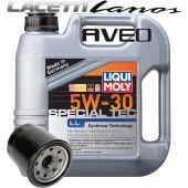 LM Leichtlauf Special LL 5W30 4 л + масляный фильтр Lanos, Aveo, Lacetti